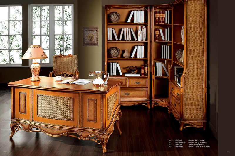 Arthur Rattan Office Furniture