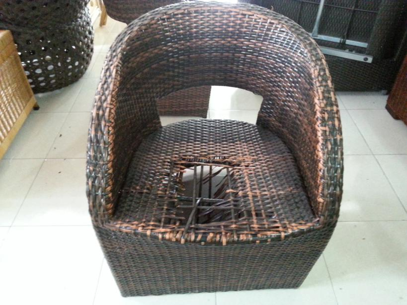 The Library Reweaving 2 Unicane Furniture